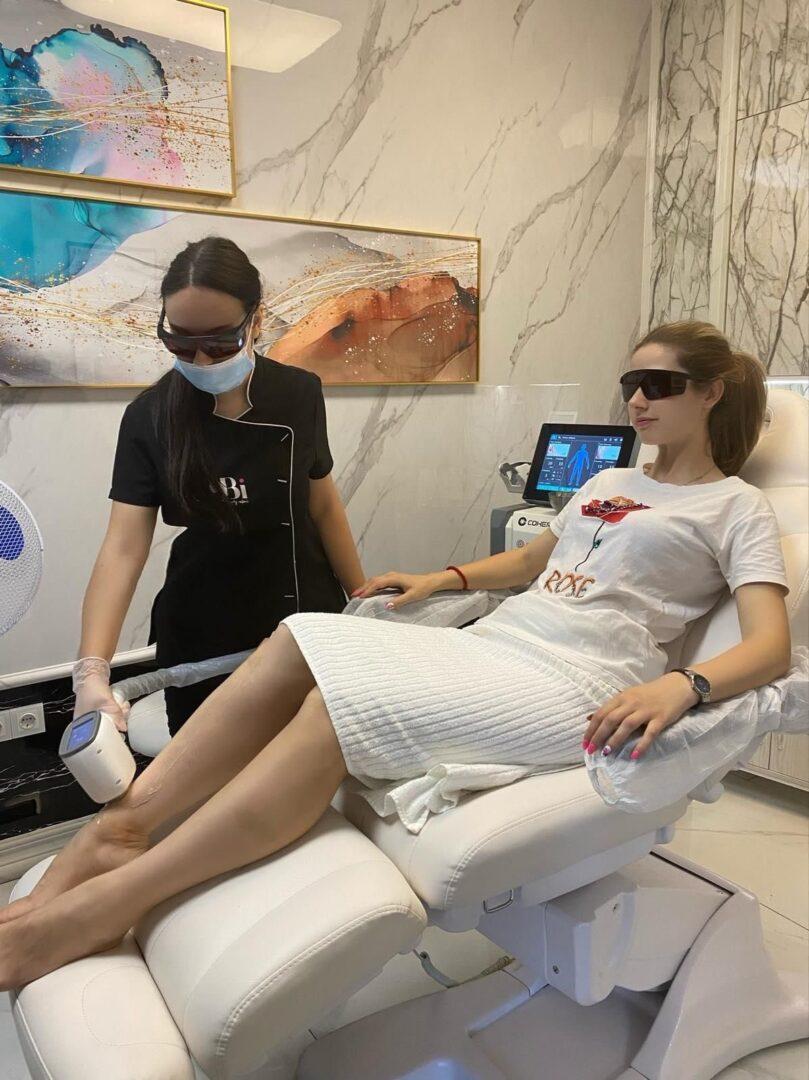 ABI Beauty - лазерна епилация в София